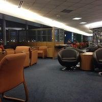 Photo taken at Air France VIP Lounge by Sai B. on 3/27/2014