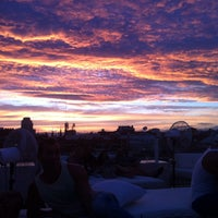 Photo taken at Terraza Room Mate Óscar by Helena L. on 7/27/2013