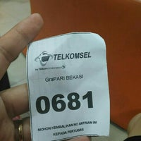 Photo taken at GraPARI Telkomsel by Sischa D. on 2/10/2016
