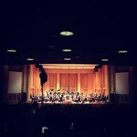 4/13/2013 tarihinde Keitaro H.ziyaretçi tarafından Copley Symphony Hall'de çekilen fotoğraf