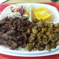 Photo taken at The Flame Broiler by Jeffrey E. on 10/29/2013