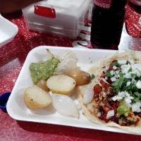 Photo taken at La Lupita Tacos by Bleyda C. on 10/30/2014