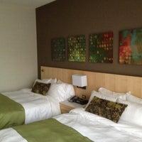Photo taken at Delta Hotels by Marriott Victoria Ocean Pointe Resort by Dan K. on 10/13/2012