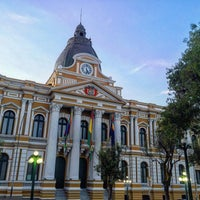 Photo taken at Palacio de Gobierno by Stephany D. on 5/30/2016
