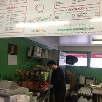 Photo taken at Ethnic Sandwich Shop by Patrick G. on 3/1/2013