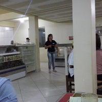 Photo taken at Restaurante e Churrascaria Bom Jesus by Denner F. on 10/15/2013
