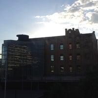 Photo taken at Centre Civic La Farinera del Clot by Mercè J. on 5/29/2014
