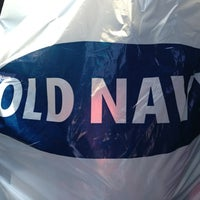Photo taken at Old Navy by Chris R. on 10/11/2013