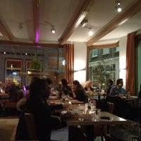 Photo taken at Brasserie Buitenhof by lydia z. on 10/11/2012