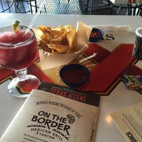 Photo taken at On The Border Mexican Grill & Cantina by Greg on 9/20/2014