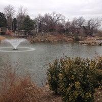 Photo taken at Swan Lake by Greg on 2/19/2014