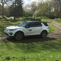 Photo taken at Landrover Experience by Phil V. on 4/17/2016