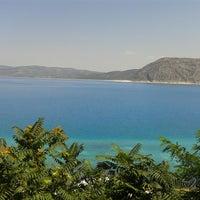 8/16/2013 tarihinde Arzu Ö.ziyaretçi tarafından Salda Gölü'de çekilen fotoğraf