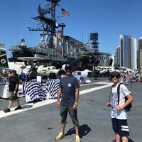 Das Foto wurde bei USS Midway Flight Deck von Eugenia am 8/3/2018 aufgenommen