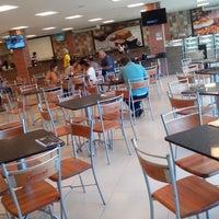 Photo taken at Supermercadinhos Santa Rita by Igor P. on 7/18/2014