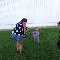 Photo taken at Maplelawn Farmstead by Reggie L. on 6/22/2014