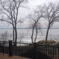 Photo taken at Lake Minnewaska by Reggie L. on 12/25/2014