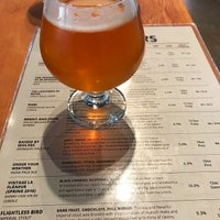 Photo taken at Right Proper Brewing Company by Brad L. on 7/21/2017