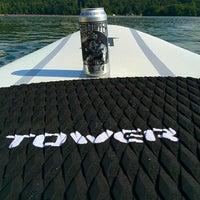Photo taken at Claytor Lake by Brad L. on 8/27/2015