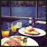 Photo taken at Café Restaurant Hesp by Celine Marlies D. on 5/4/2013