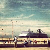 Photo taken at Praia do Titan by Artur S. on 9/22/2012