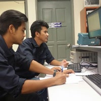 Photo taken at School of Electrical System Engineering (UniMAP) by Ijatto F. on 4/4/2014