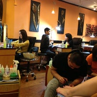 Photo taken at Great Nails and Spa by Corie J. on 2/5/2013