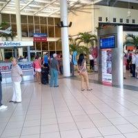 Photo taken at Cibao International Airport (STI) by Jose Luis M. on 10/12/2013