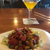 Photo taken at R. Rice Wok Grill Sushi by Jessica N. on 5/18/2017