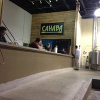 Photo taken at Cahaba Brewing Company by Allen C. on 11/1/2012