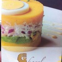 Photo taken at Karal Peruvian Cuisine by Ricardo T. on 5/30/2013