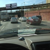 Photo taken at Cross Bronx Expressway (I-95) by Angelo B. on 7/15/2013
