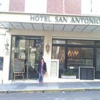 Photo taken at San Antonio Hotel by Marietta P. on 9/26/2013
