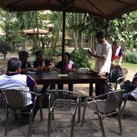 Photo taken at Lembaga Bahasa Universitas Sanata Dharma by Bernardus R. on 5/25/2017