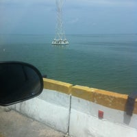 Photo taken at Puente Zacatal by David S. on 8/10/2013
