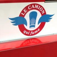 Photo taken at Le Camion qui Fume – Place de la Madeleine by Fabrice B. on 5/3/2013