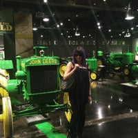 Photo taken at John Deere Tractor & Engine Museum by Carol S. on 8/29/2015