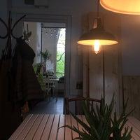 Photo taken at Artichoke Coffee Shop by Sorina C. on 4/12/2017
