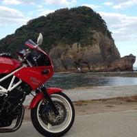 Photo taken at かえる島 by dadada on 10/15/2014
