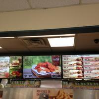 Photo taken at Burger King by Scott B. on 9/18/2013