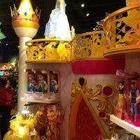 Photo taken at Disney Store by Scott B. on 2/17/2013