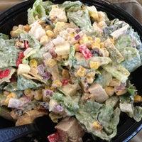 Photo taken at Fresh Sprigs Salads by Scott B. on 4/14/2013