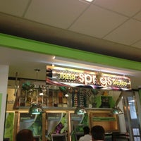 Photo taken at Fresh Sprigs Salads by Scott B. on 6/30/2013