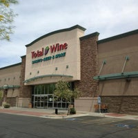 Photo taken at Total Wine & More by Scott B. on 6/21/2013