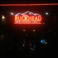 Photo taken at Buckhead Mountain Grill by Scott B. on 1/30/2013
