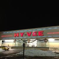 Photo taken at Hy-Vee by Scott B. on 12/31/2012