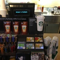 Photo taken at Starbucks by Scott B. on 3/19/2013