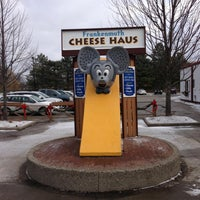 Photo taken at Frankenmuth Cheese Haus by Scott B. on 1/20/2013