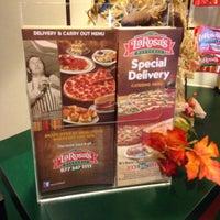 Photo taken at LaRosa's Pizzeria Batesville by Scott B. on 11/16/2013