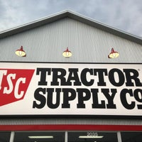 Photo taken at Tractor Supply Co. by Scott B. on 8/19/2013